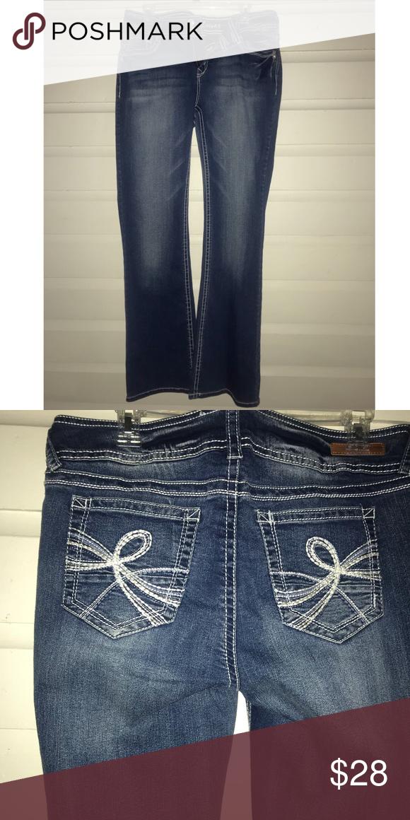 Wallflower Bootcut Jeans Nwot Women Jeans Wallflower Jeans Flare Jeans
