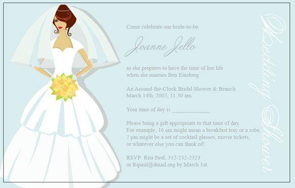 Free Bridal Shower Invitation Templates Bridal Shower Card Is A - Bridal shower card template