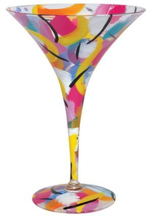 Lolita 'Art-tini' Martini Glass