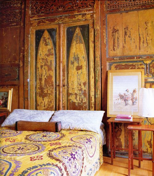 Pattern Power: Bohemian Interior Inspirations