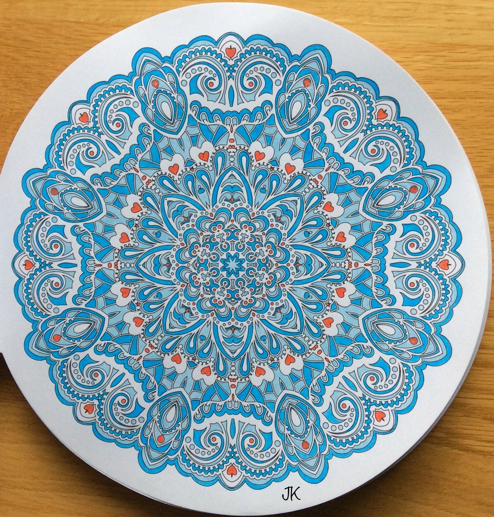 100 Creaties Mandala In 2020 Mandala Kleuren