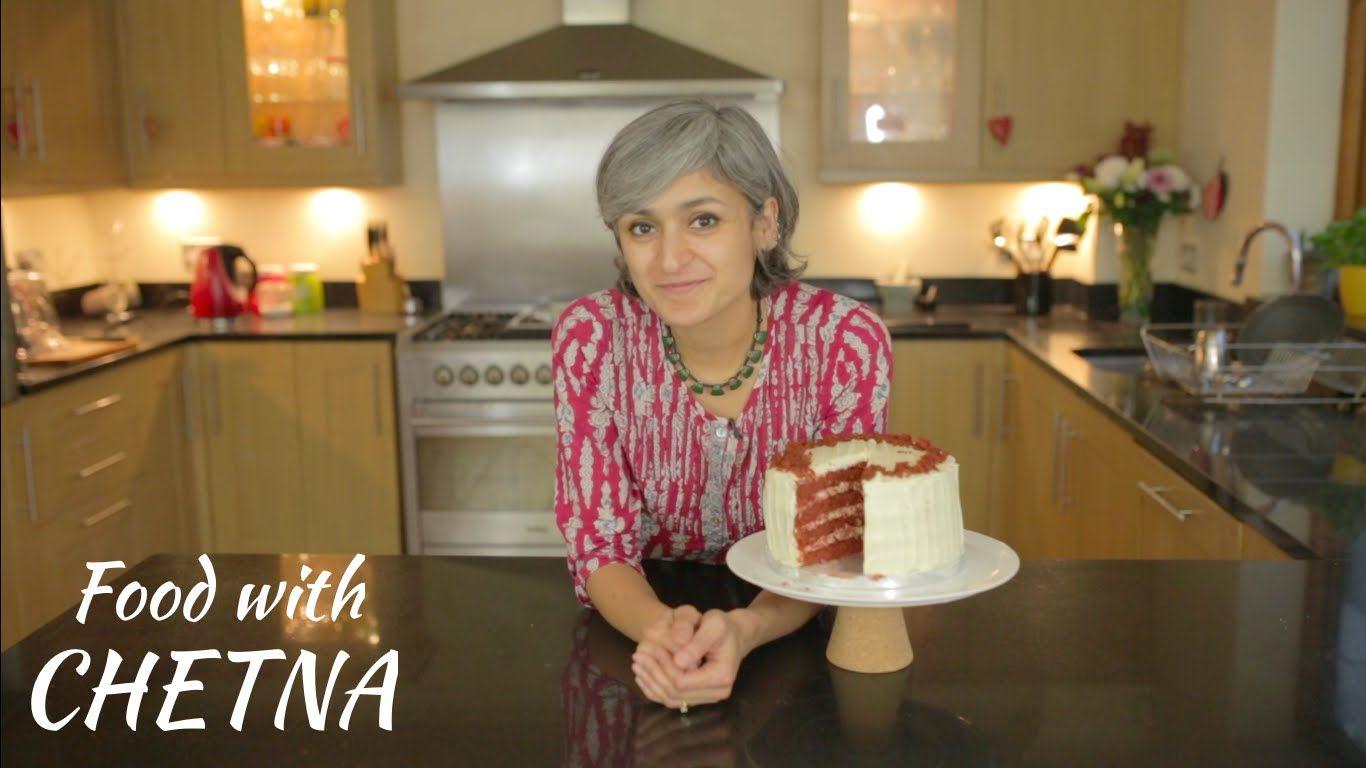 Chetna's Red Velvet Cake | Great british bake off, British ...