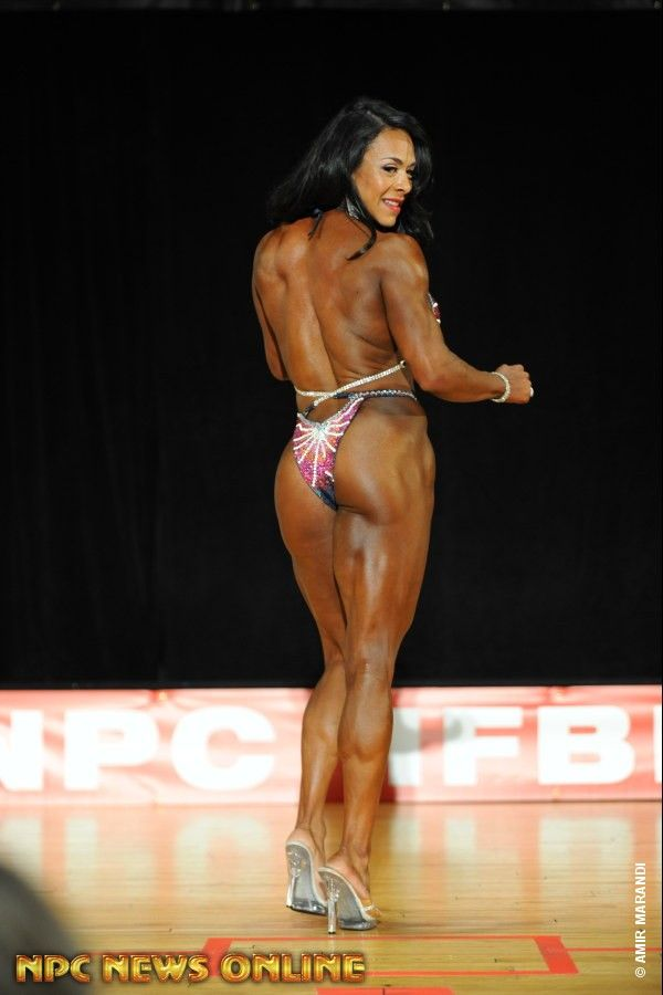 Georgina Lona 2017 Pittsburgh Pro Bodybuilding Ifbb Competition