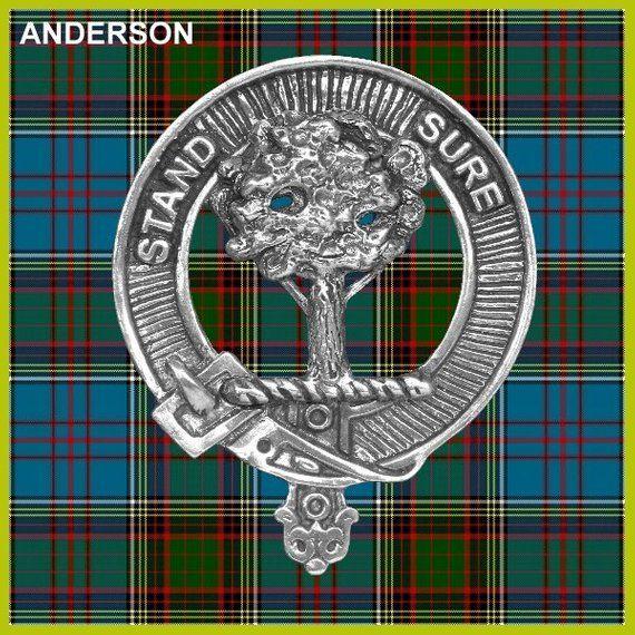 Appin Clan Crest Scottish Cap Badge Stewart