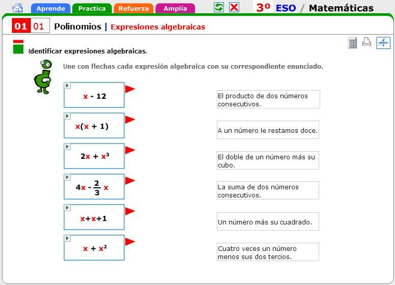 Expresiones Algebraicas Expresiones Algebraicas Expresiones Lenguaje Algebraico