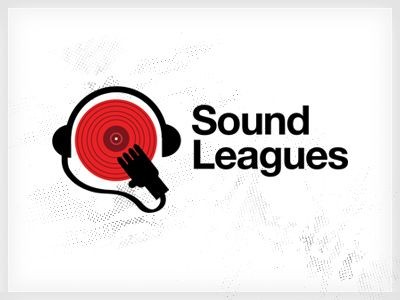 Sound Leagues - Logo Design