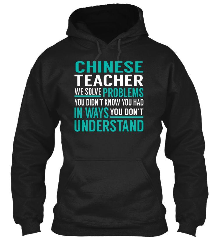Chinese Teacher - Solve Problems