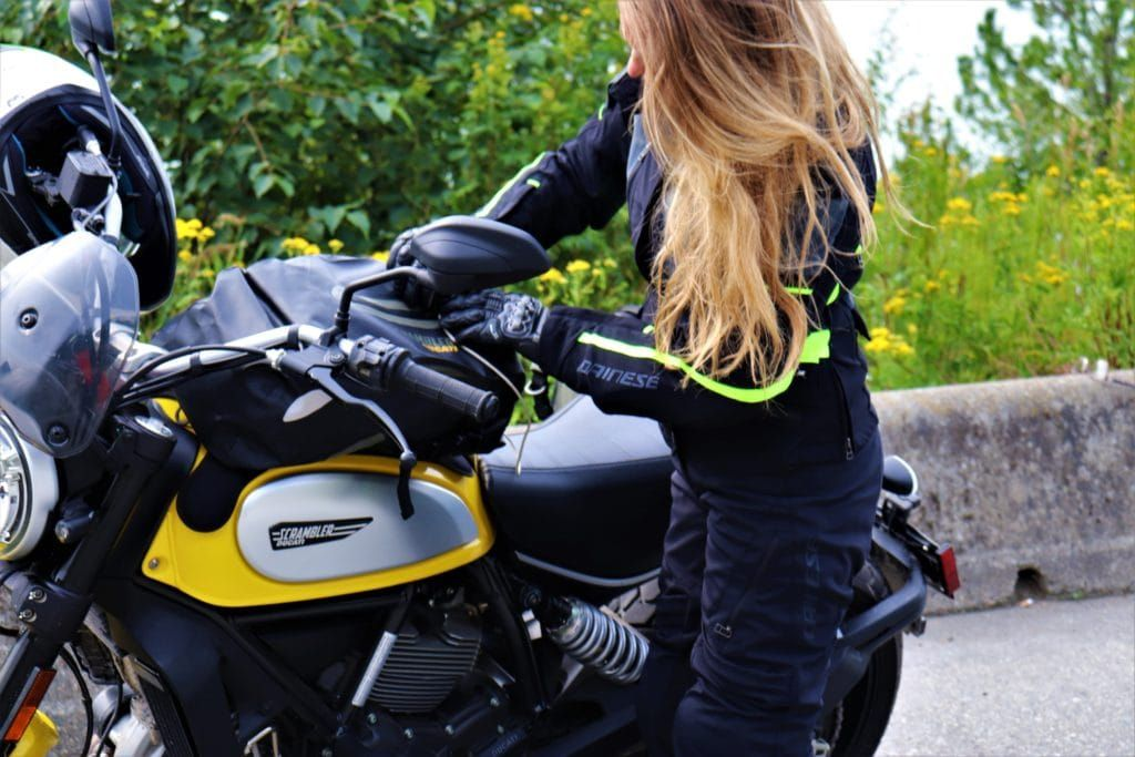 Dainese Carve Master 2 Jacket Lady Riders Women Motorcycle Gear Dainese