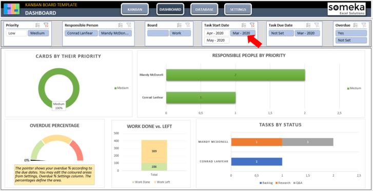 Kanban Board Excel Template Streamline Your Workflow Kanban Board Excel Templates Kanban