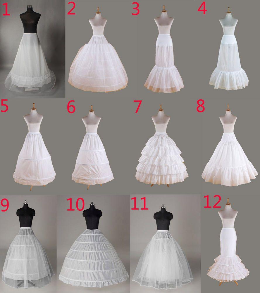 Enaguas enagua nupcial enagua de la boda Hoopless miriñaque vestido de  novia  0635804c3473