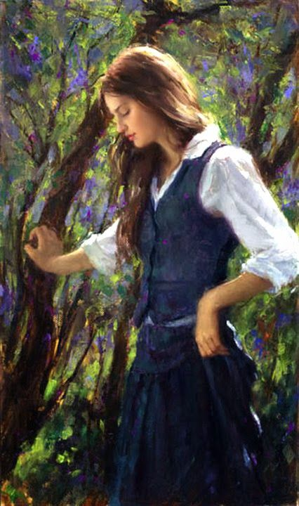 Beautiful Paintings By Bryce Cameron Liston   American Artist   1965