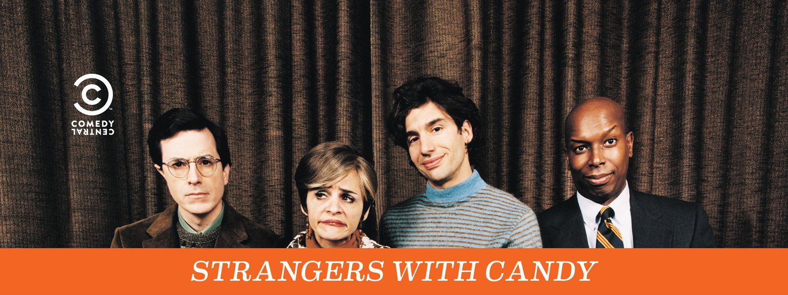Strangers with Candy Stranger, Movies and tv shows, Tv shows