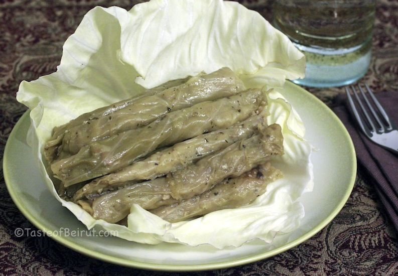 I will admit that this is not the most photogenic dish out of a i will admit that this is not the most photogenic dish out of a lebanese table but boy is it tasty for some reason cabbage leaves are tougher in the us forumfinder Images
