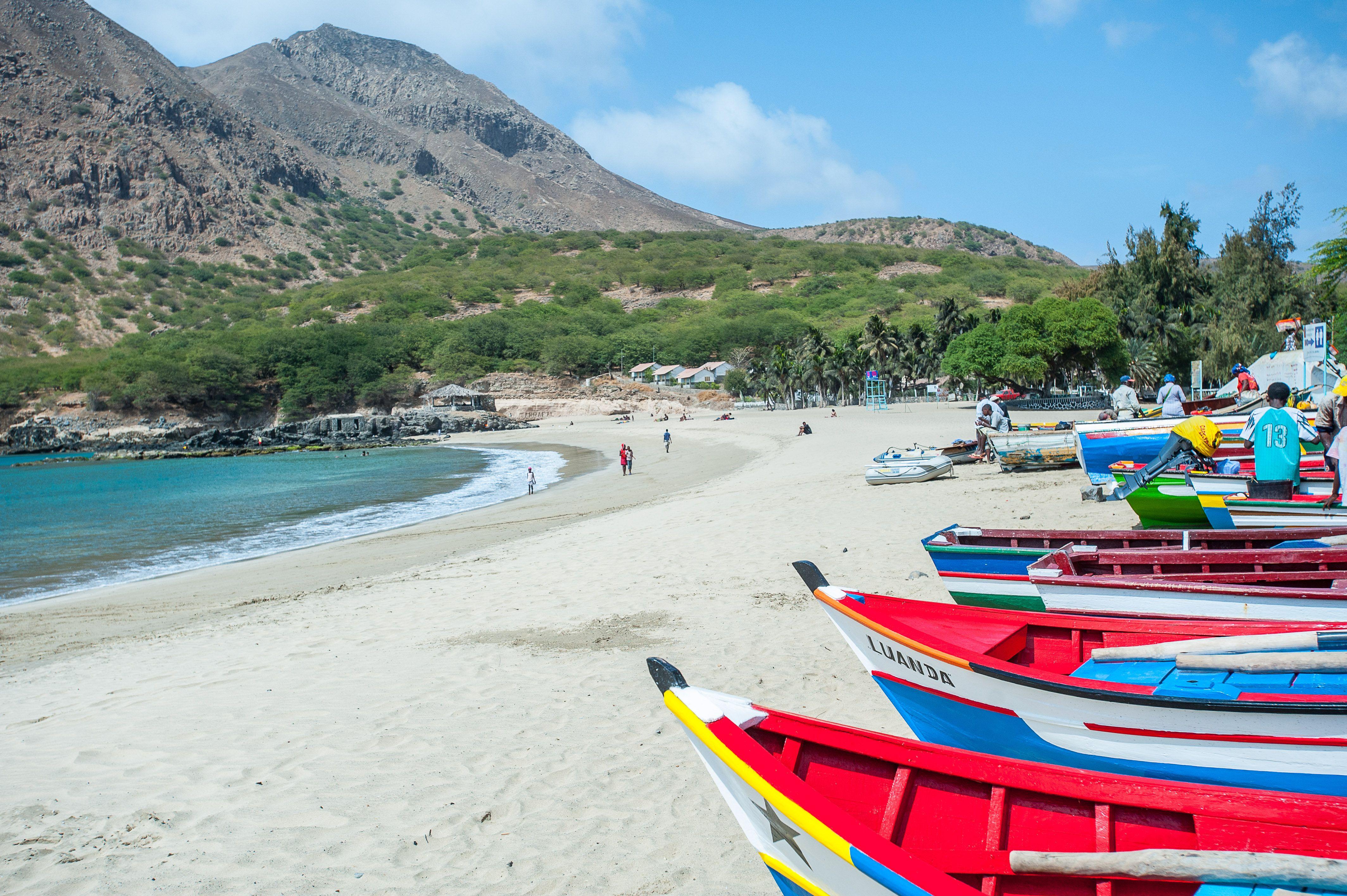 Tarrafal Ilha De Santiago Viagens Cabo Verde Tenerife Resorts