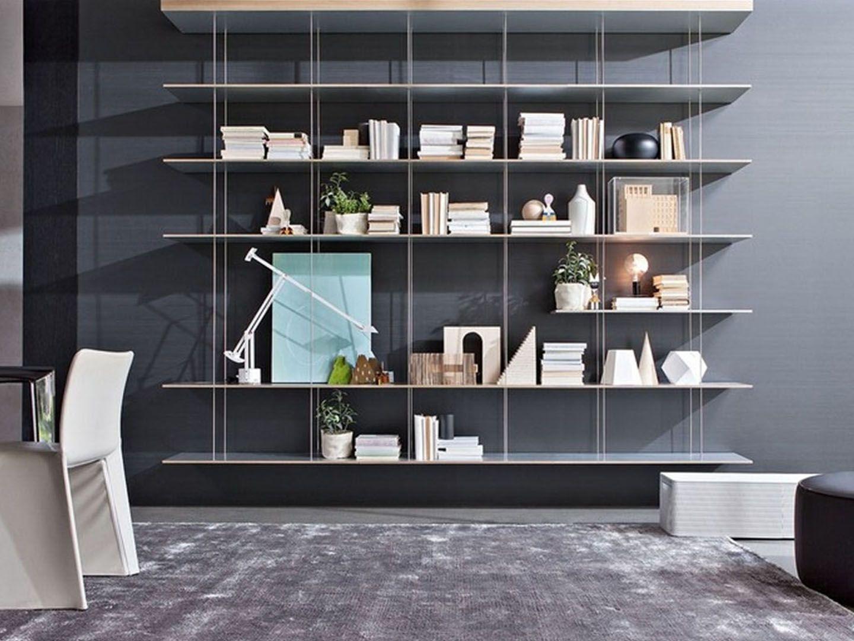 Arredamento Libreria ~ Graduate molteni parete attrezzata pinterest librerie