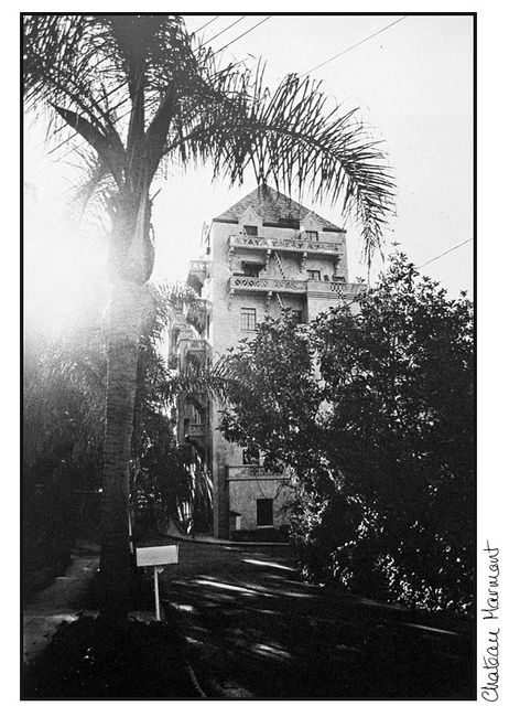 Chateau Marmont, 1968 I Missed This On My Last Trip To L.A
