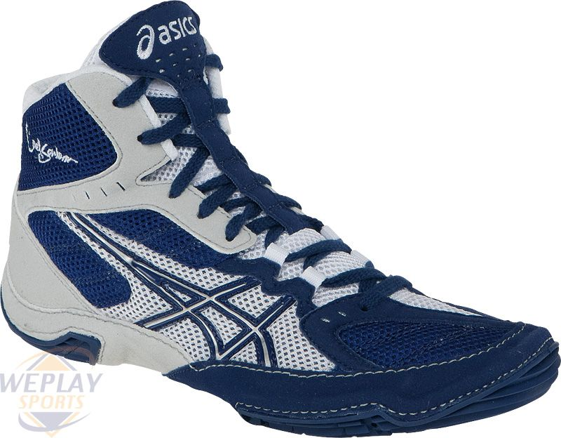 ASICS ® Cael ® V5.0 GS Youth Wrestling Shoes | My little Wrestler ...