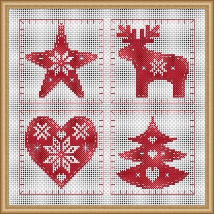 Pin By Lenka Strouhova On Festive Celebrate Christmas Christmas Cross Stitch Patterns Free Wedding Cross Stitch Patterns Cross Stitch Patterns Christmas
