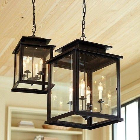 Large Outdoor Pendant Light Foter Lantern Pendant Lighting