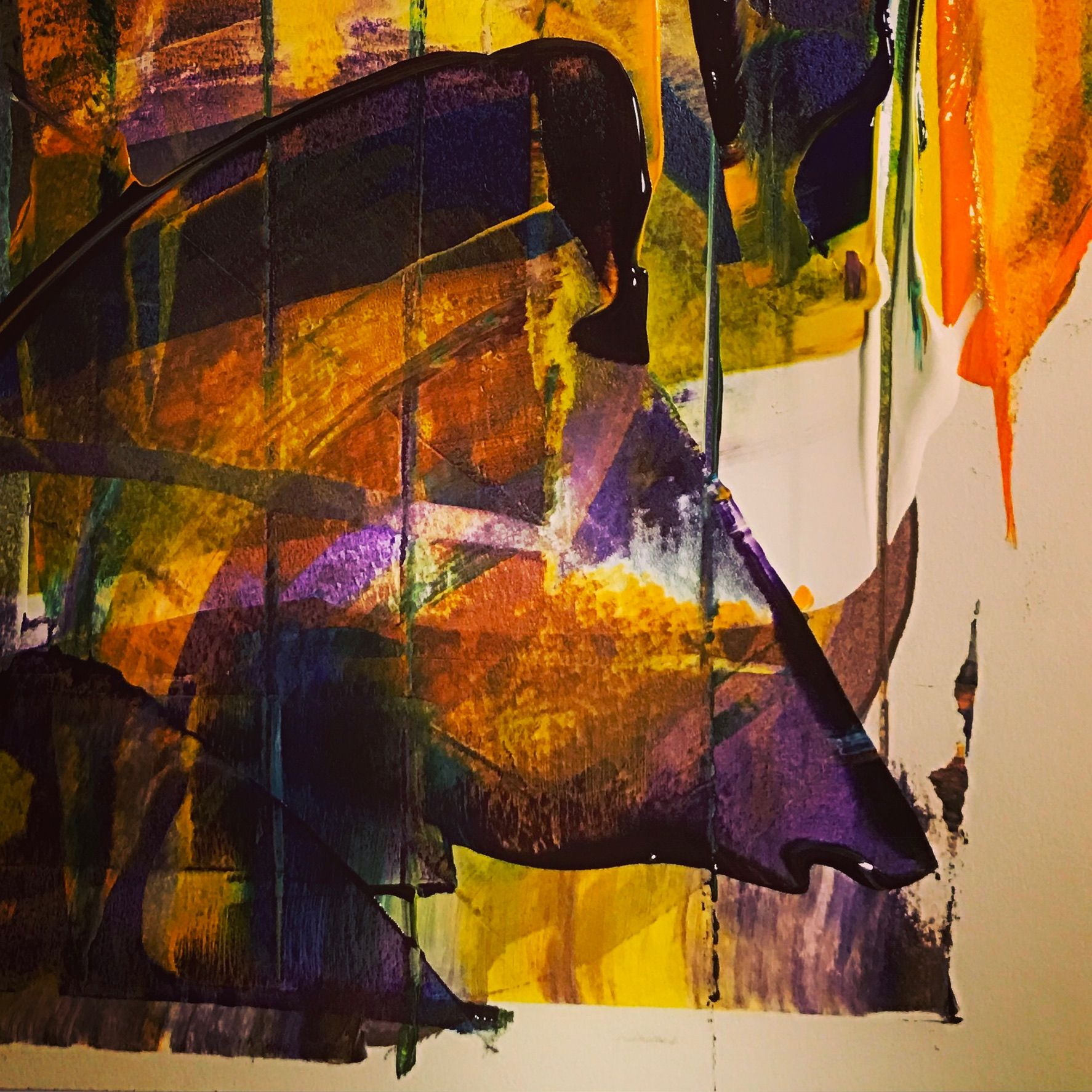 Abstract Expressionism -Vicki Favilla