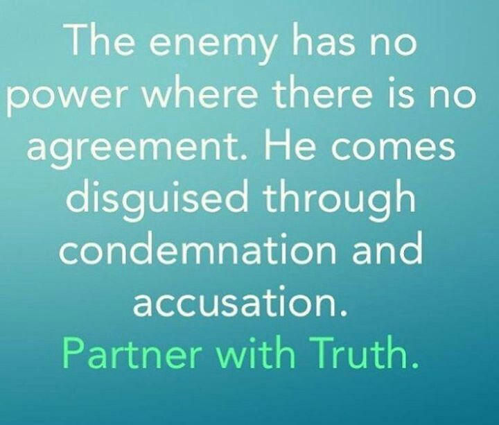 Partner with truth.