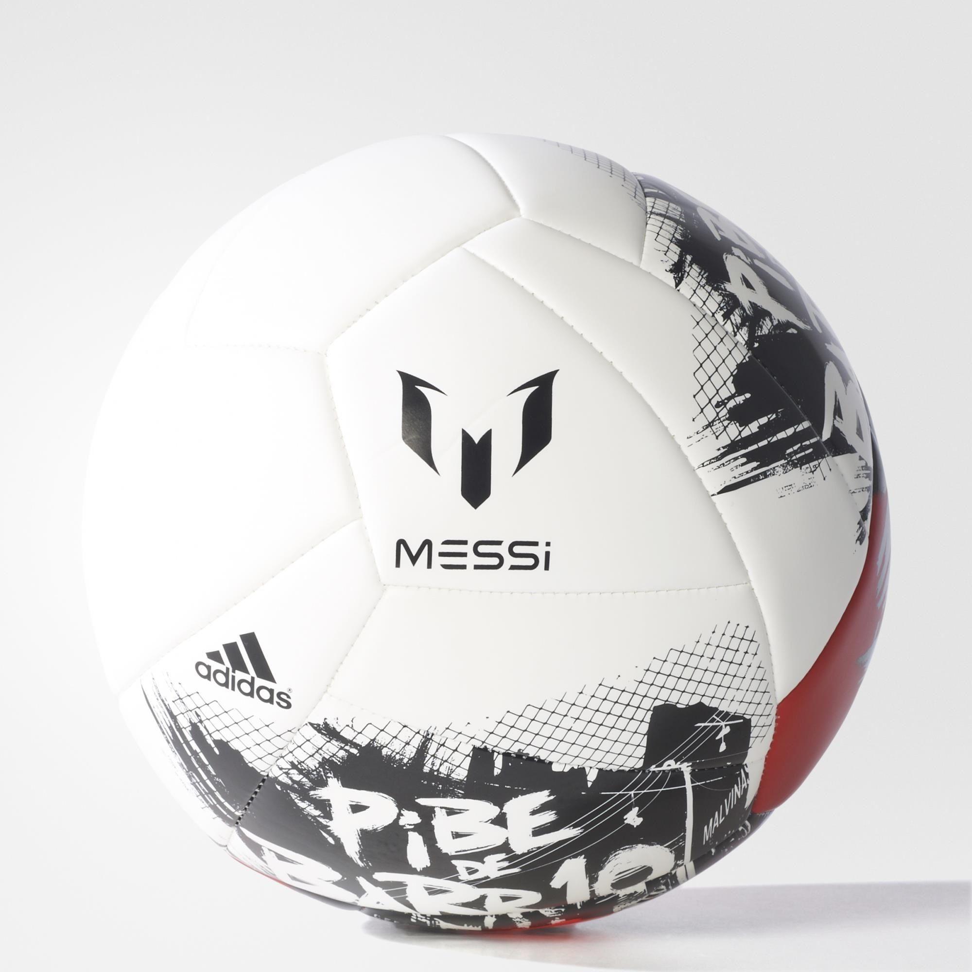 Adidas Messi 10 Soccer Ball Black Adidas Us Soccer
