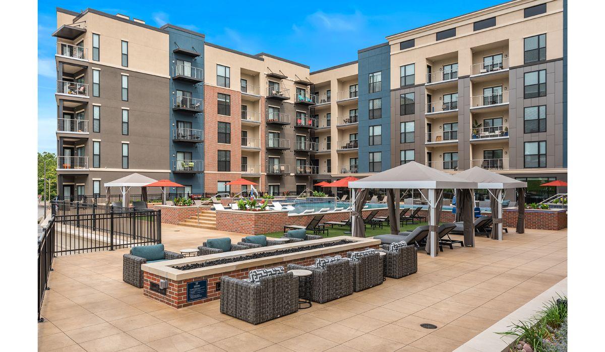 531 Grand Downtown Kansas City Nspj Architects Architect Building Design Architecture