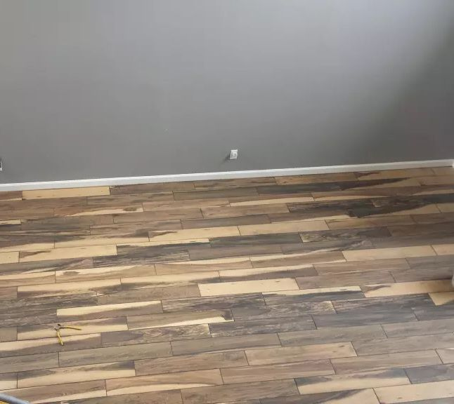 Want The Look Of Hardwood But Not The Worry Of Water This Nv