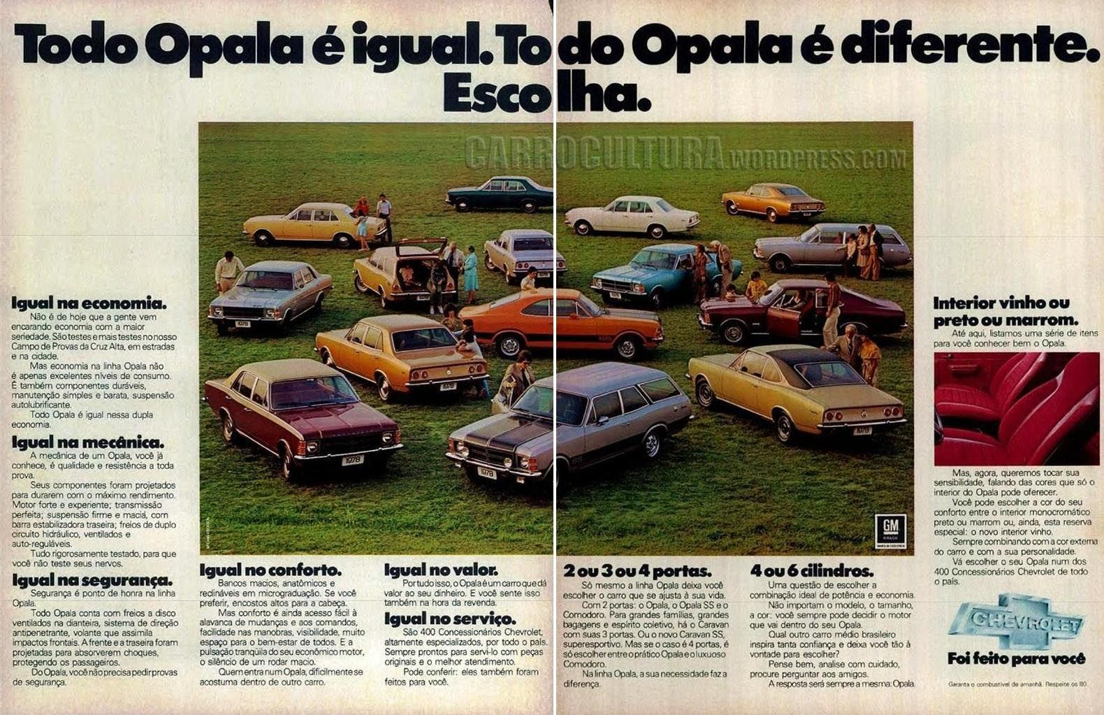 Opala Caravan Carros Caminhoes Opala