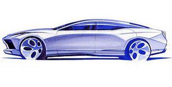 Charmant Lamborghini Estoque Concept