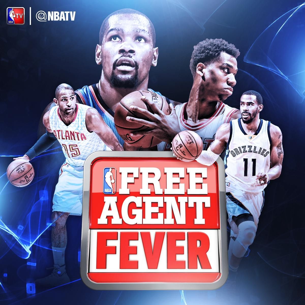 When the clock strikes midnight, it's #FreeAgency time! ⏰  Get all the latest reports & news NEXT on NBA TV!