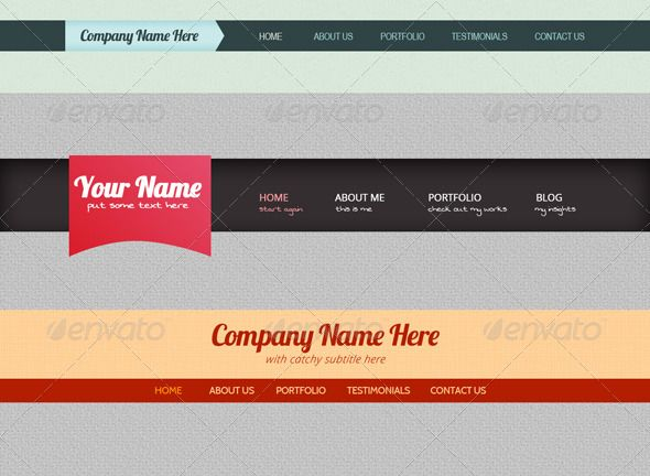 3 Minimalist Navigation Bar Navigation Bar Navigation Some Text,Online Classes Background Design