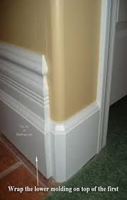 Unleash The Luxury With The Best Baseboards Style Samoreals Baseboard Styles Crown Molding Bathroom Mold In Bathroom
