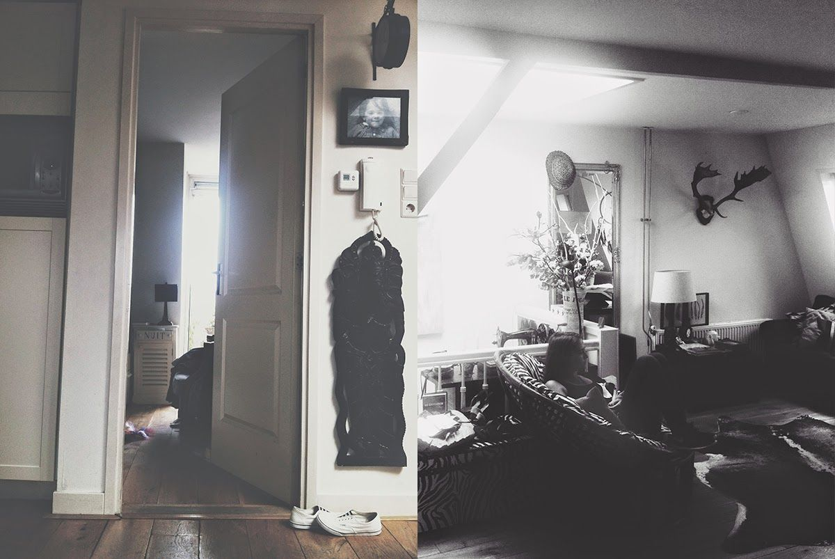 ANOTHER DAY LIVING: @ HOME BY PIPIT