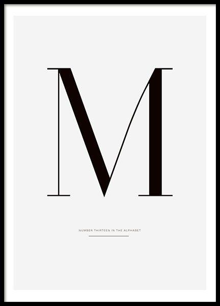 Estiloso cuadro con tipografía en línea. | Dream Home | Pinterest ...