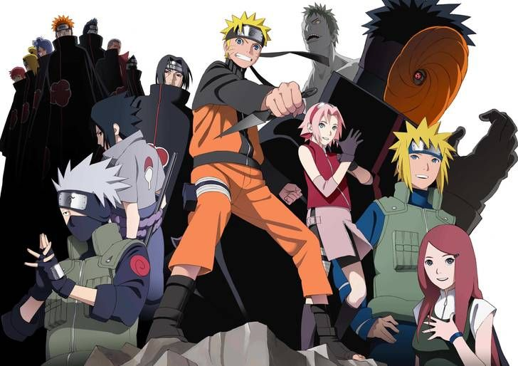 Naruto Shippuden Road To Ninja Wallpaper Anime Main Characters Naruto The Movie Naruto Wallpaper