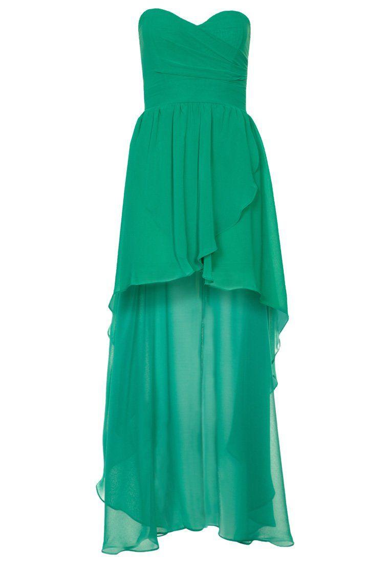 TFNC - BEE - Cocktailkleid / festliches Kleid - green | Elegant ...
