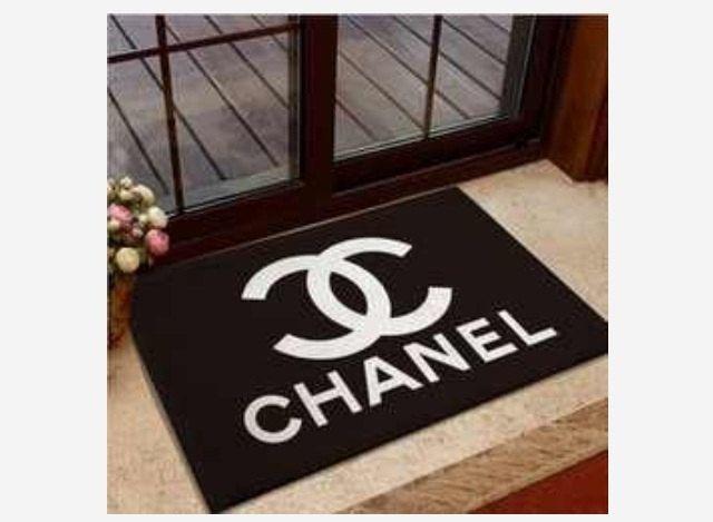 Coco Chanel Fashion Rug By