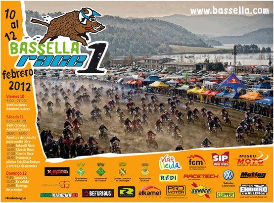 Bassella Race 1: 1.000 pilotos. 11 y 12 febrero 2012