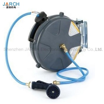Automatic Retractable Mini Plastic Water Hose Reel Cable Reel Buy Water Hose Reel Hose Reel Cable Reel Plastic Cable Re Retractable Hose Cable Reel Hose Reel