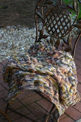Knitting Tutorial: Sand Cable Pattern