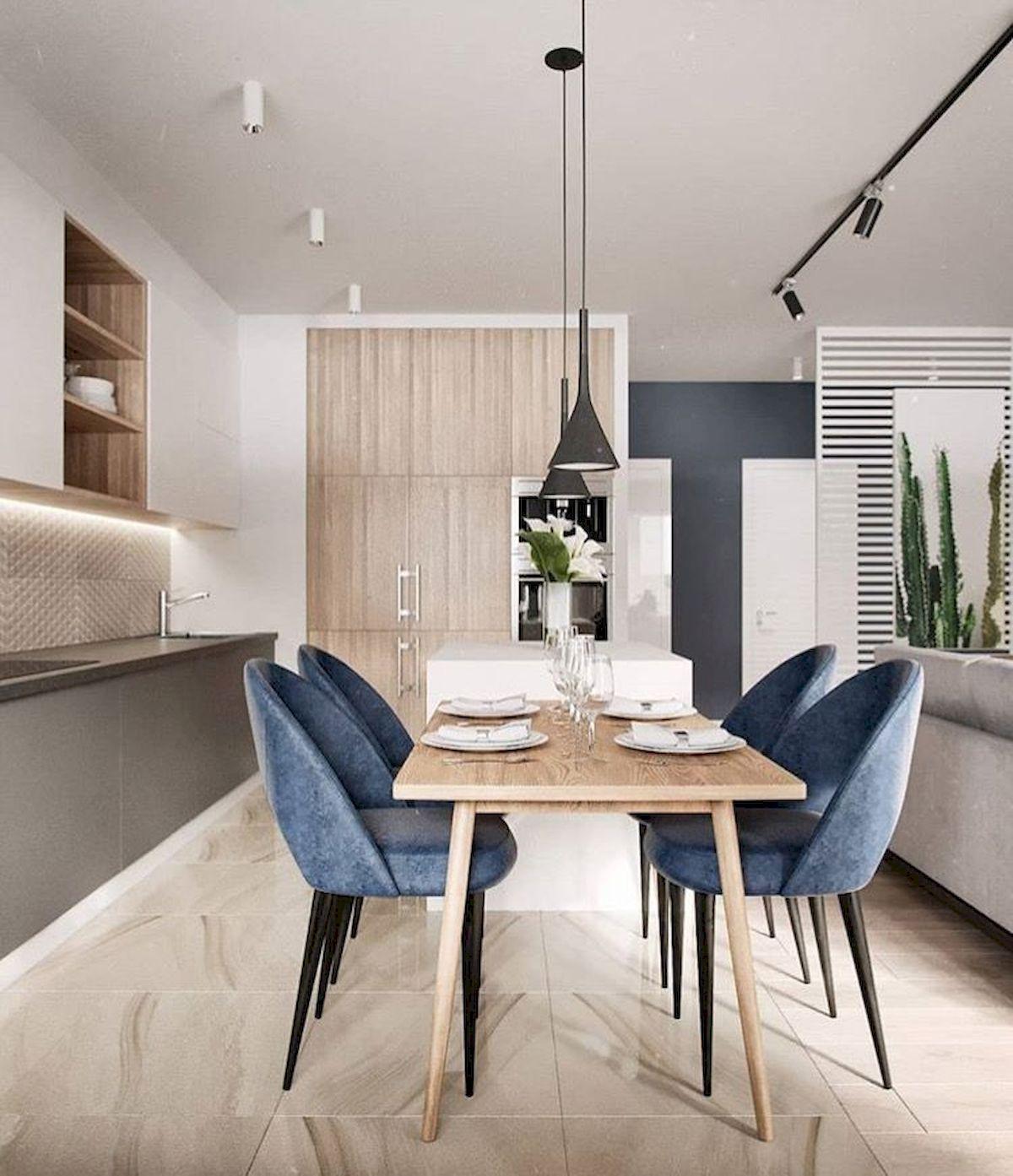 30 Minimalist But Luxurious Kitchen Design 5 Jihanshanum Dining Room Design Luxury Dining Room Minimalist Dining Room