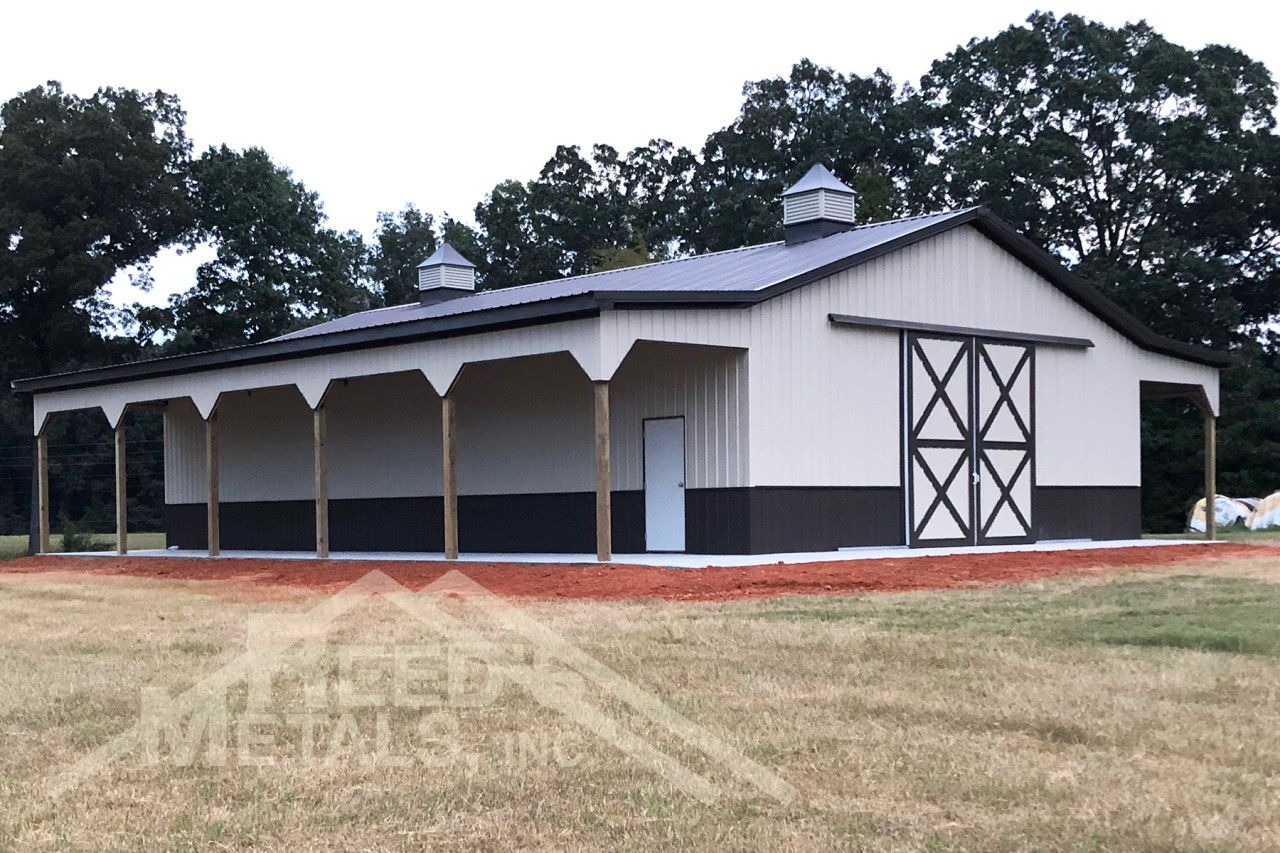 Now is the time to get your custom building! Call us today