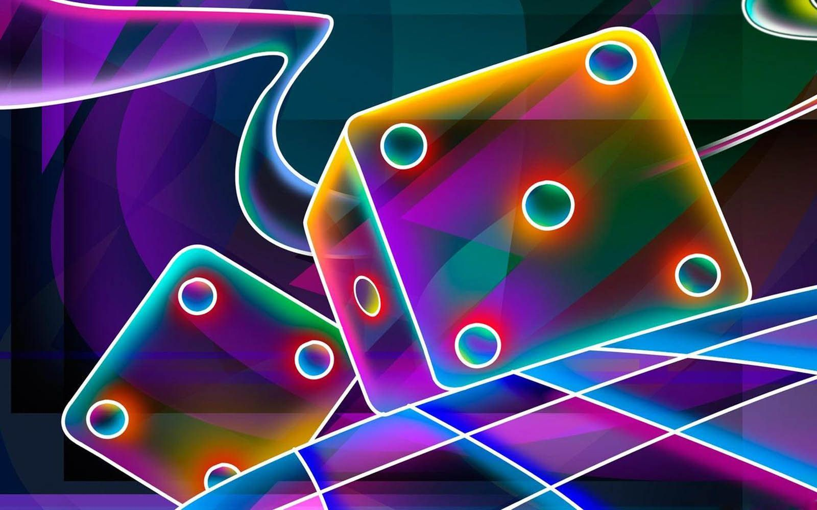 Purple Neon Dice Tag Art Wallpapers Backgrounds Photos Tendencies Tshirt Cross Hitam L Photosimages And Pictures For