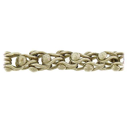 BRC02398 Sterling Waterballet Bracelet