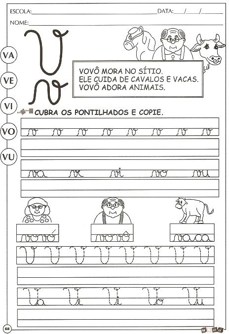 atividade alfabetiza c3 a7 c3 a3o letra v imprimir colorir 1 jpg
