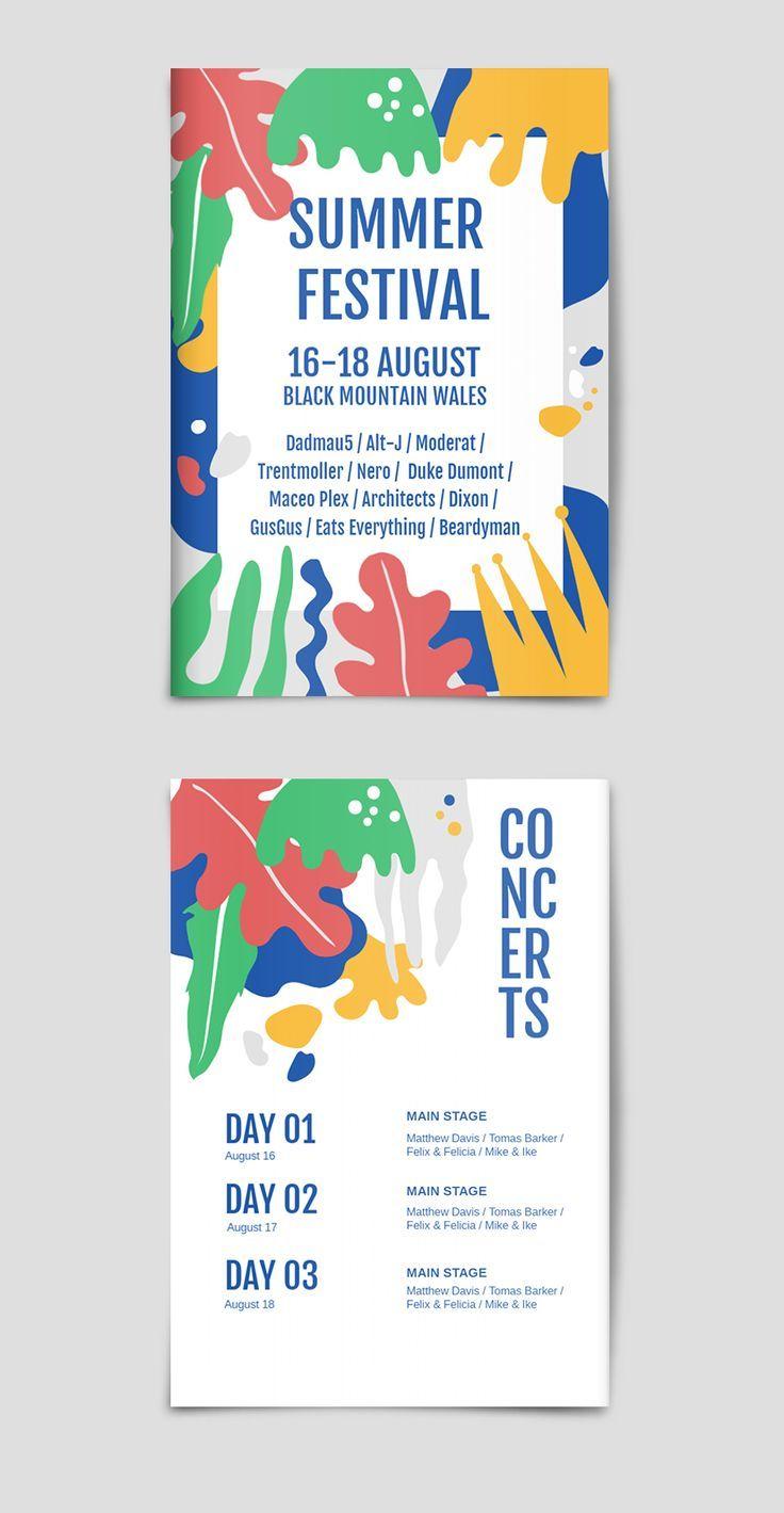 Photo of Sommerfest-Plakat