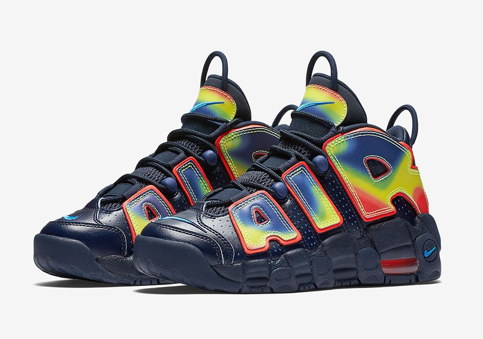 Nike Presents The Heat Map Pack Featuring Air More Uptempo, Air Max 90, And