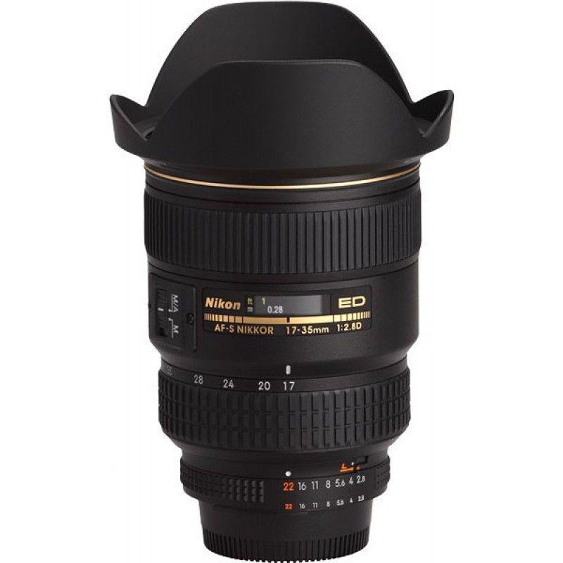 Nikkor 17 35 F 2 8 Af S Nikon Lens Zoom Lens Wide Angle