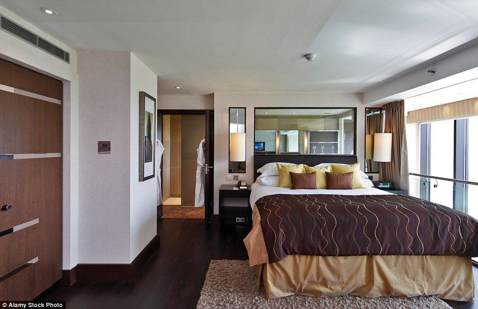 Can you tell how much these hotel rooms cost? | Room, Home ...